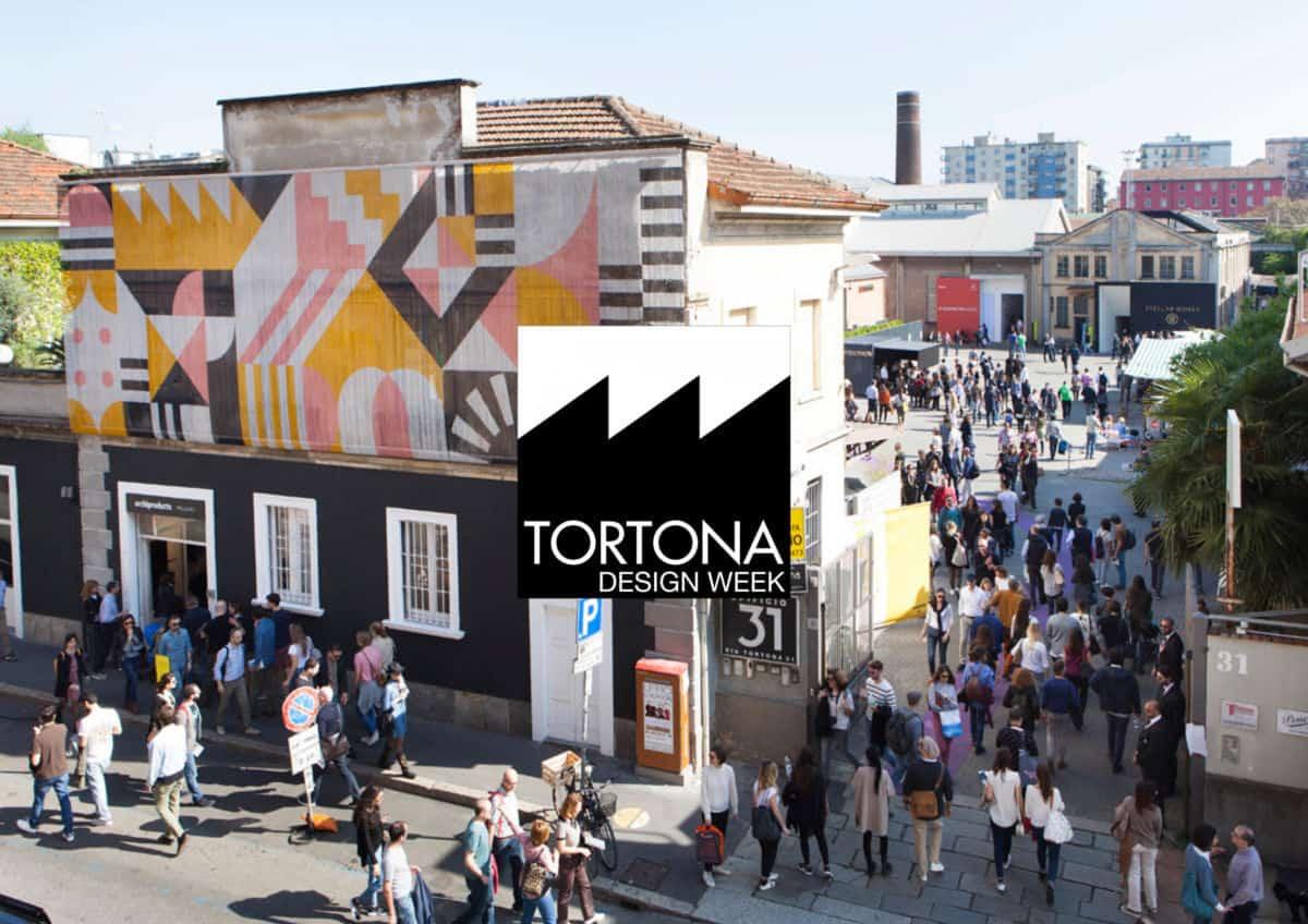 Fuorisalone 2018 narrative streets for tortona design for Superstudio arredamento