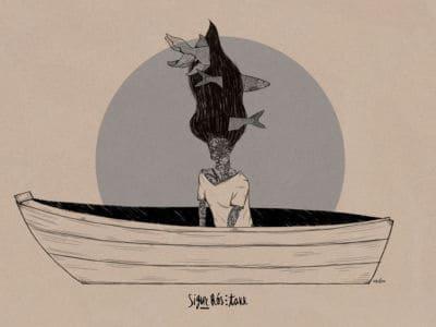 intervista Malva illustrazione torino Sigur Ros