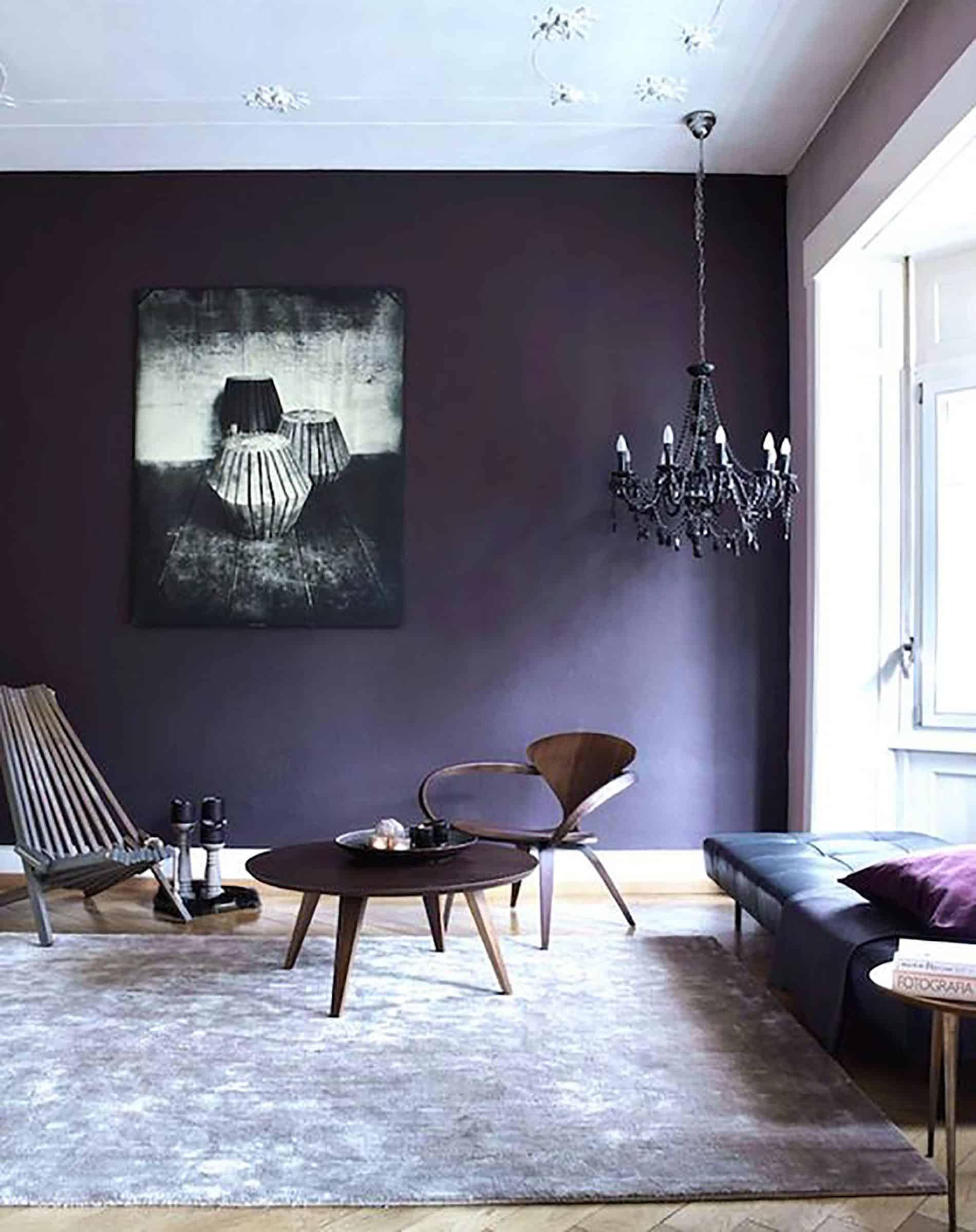 ultraviolet moodboard velvet frenchbydesignblog.com