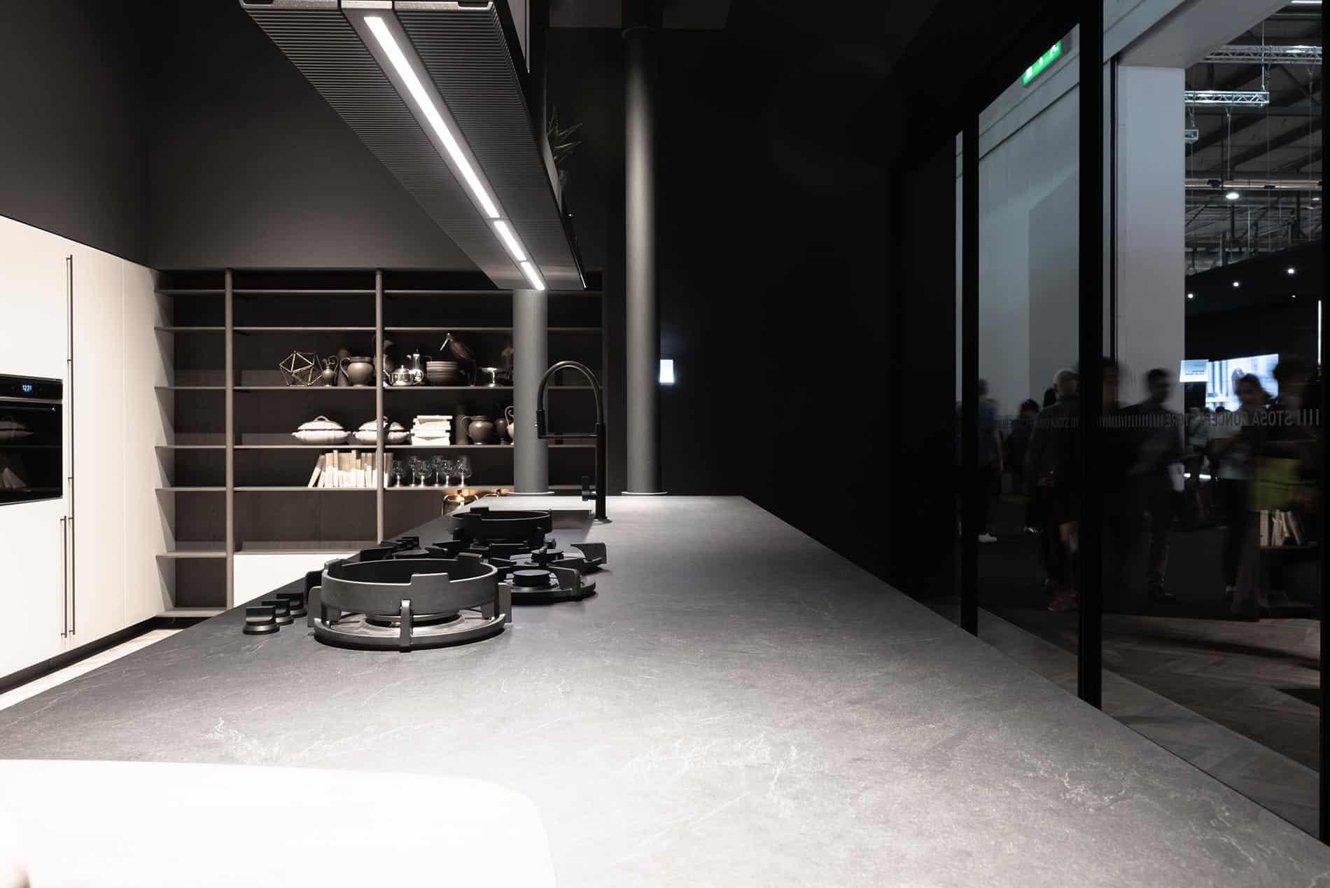 Stosa Cucine Salone del Mobile 2018