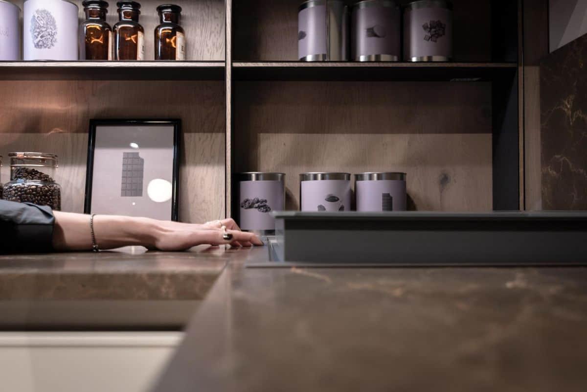 Stosa Cucine kitchen Salone del Mobile 2018