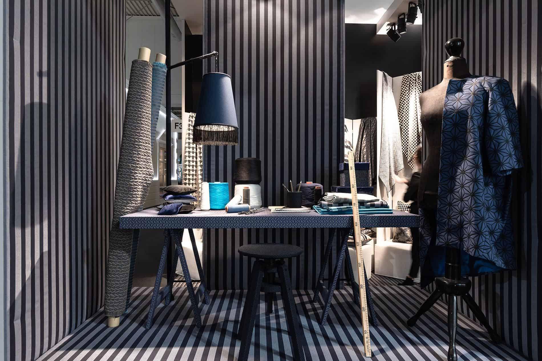 Intervista Barbara Bertoldo designer tessuti L'Opificio Torino