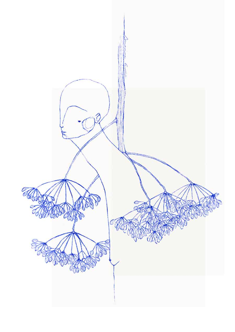illustrazioni estate idee Marina Guju