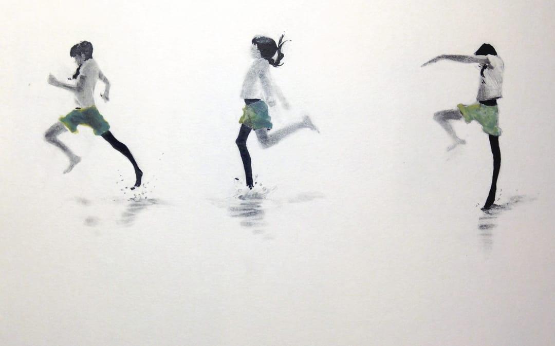 illustrazioni estate idee Marina Marcolin