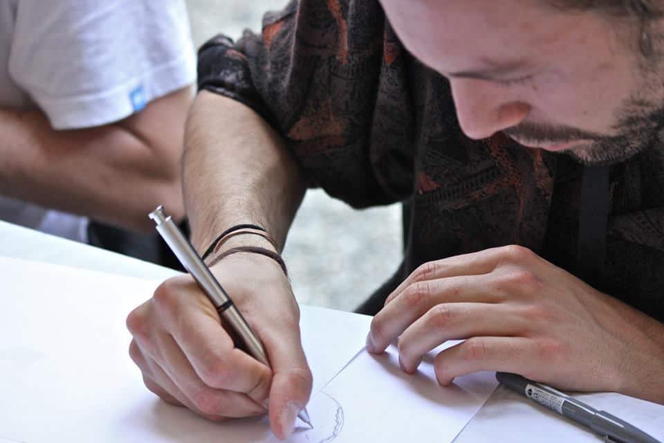 inchiostro festival illustrazione Alessandria Gabriele Pino