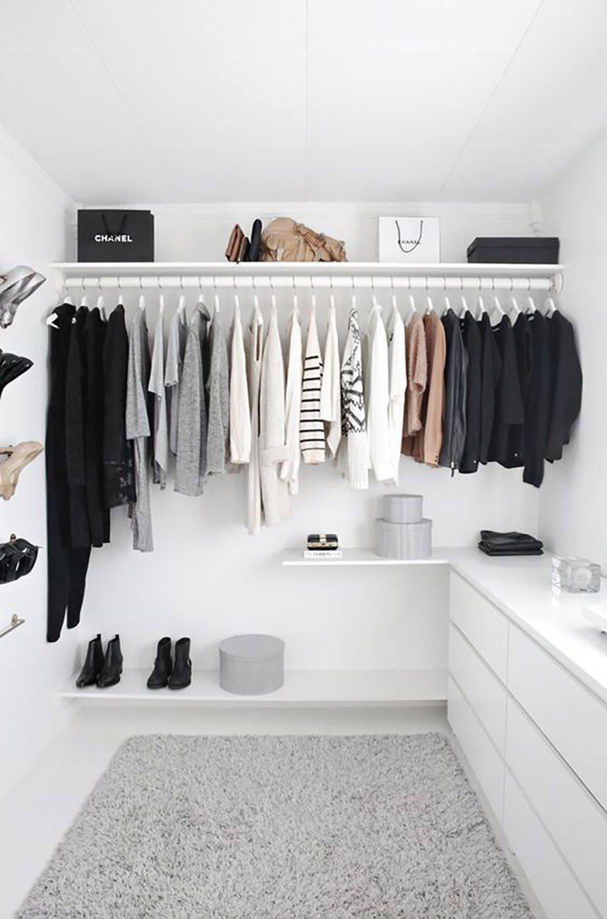 decluttering camera da letto living interior