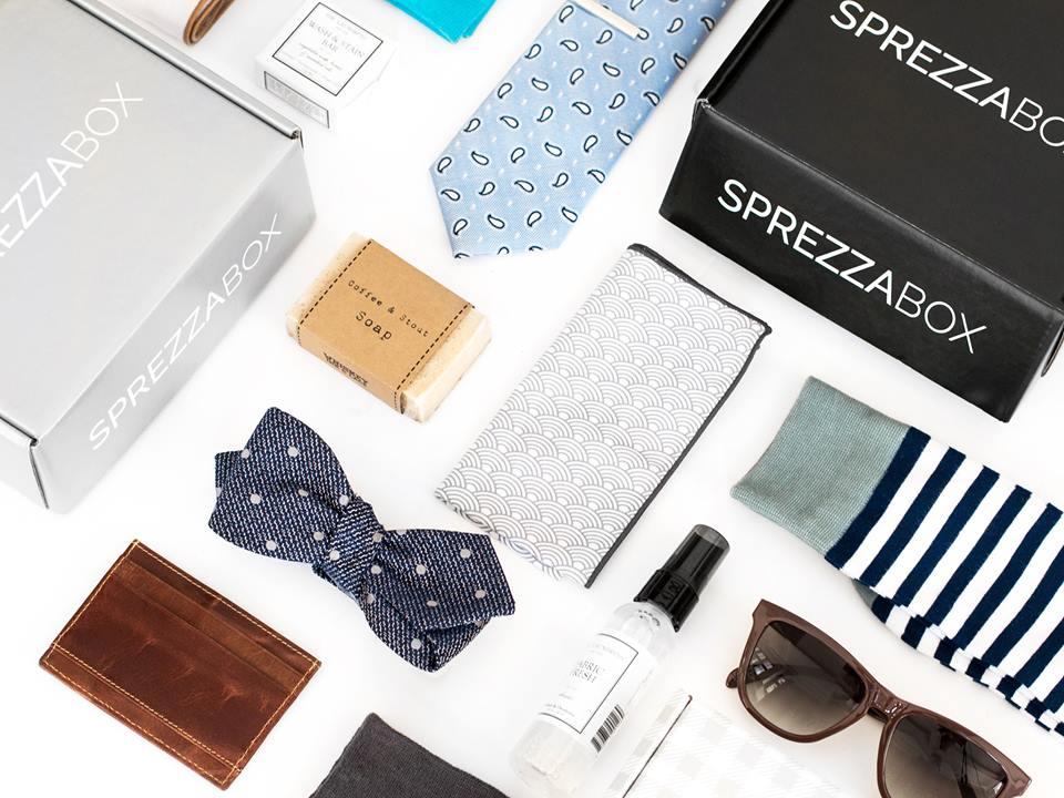 Subscriptions gift idea sprezzabox men