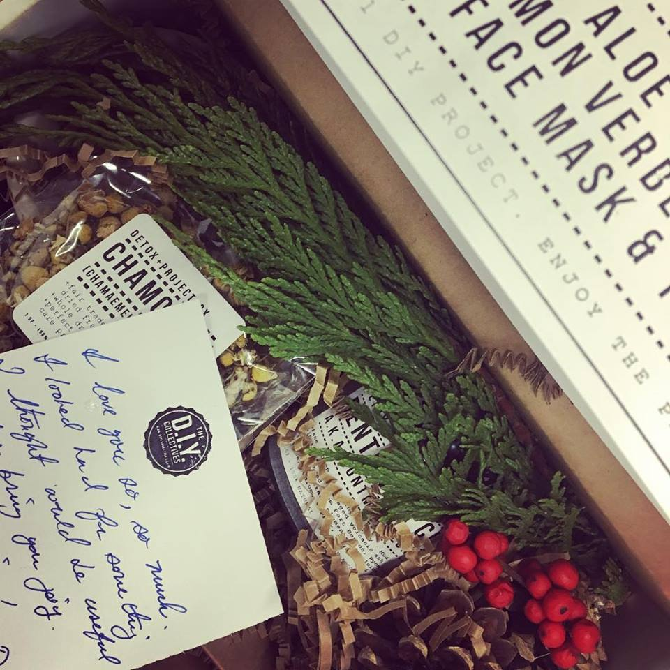 DIY Collective Subscriptions gift idea