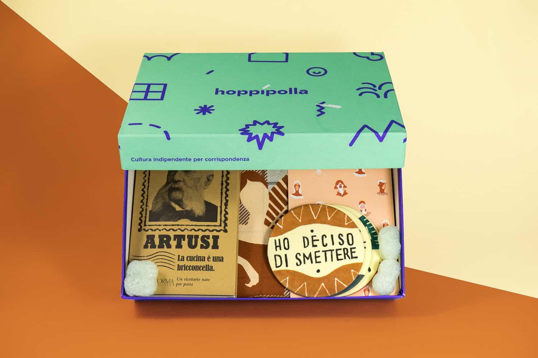 Subscriptions gift idea hoppipolla