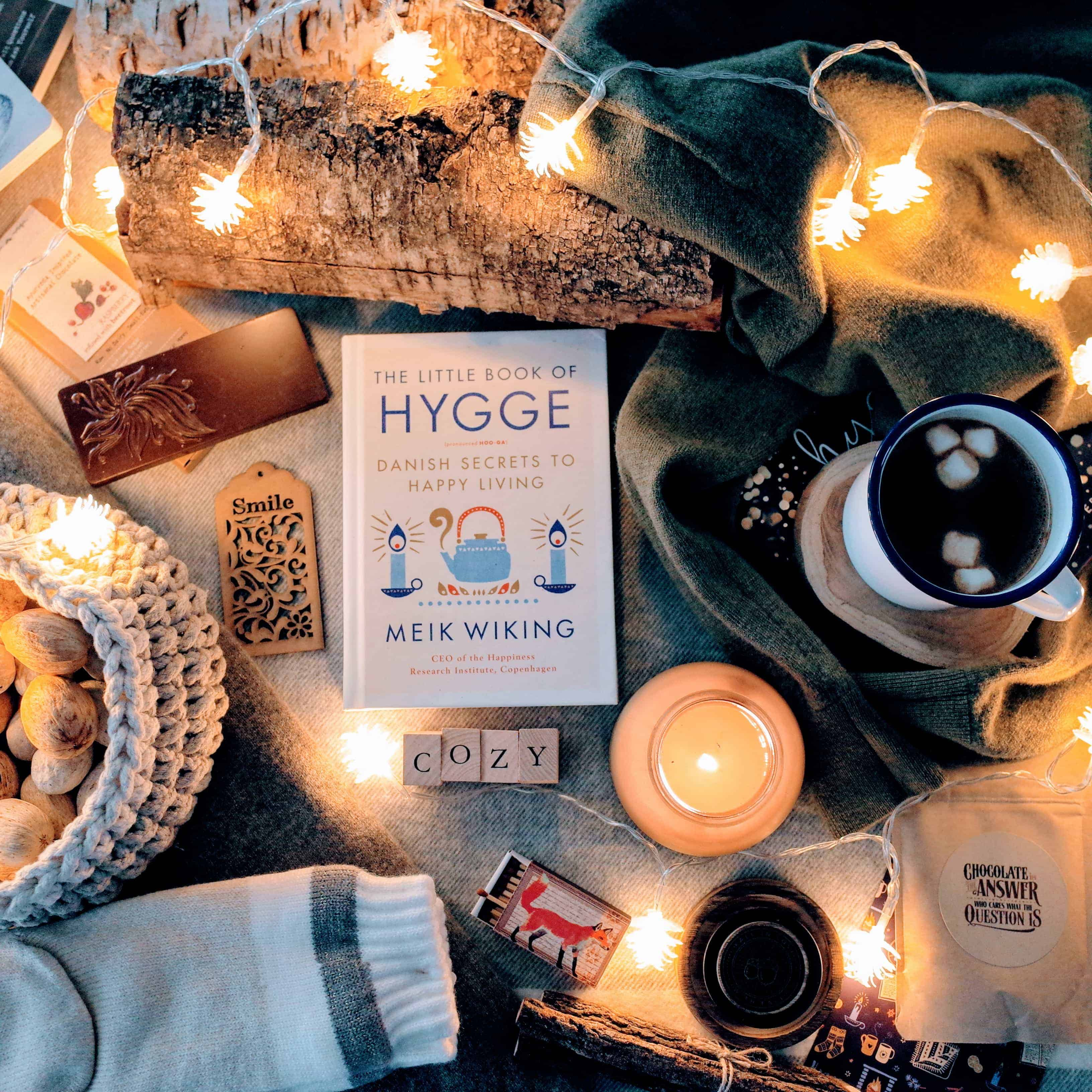 Hygge Box lifestyle subscriptions gift idea