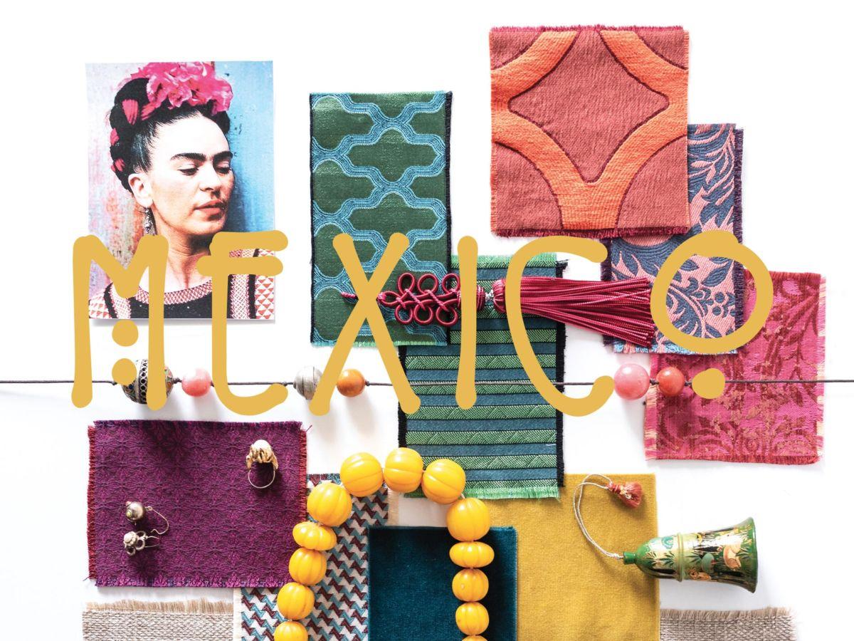 messico moodboard mexico frida kahlo