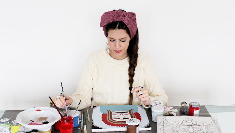 donne designer artiste Elena Salmistraro