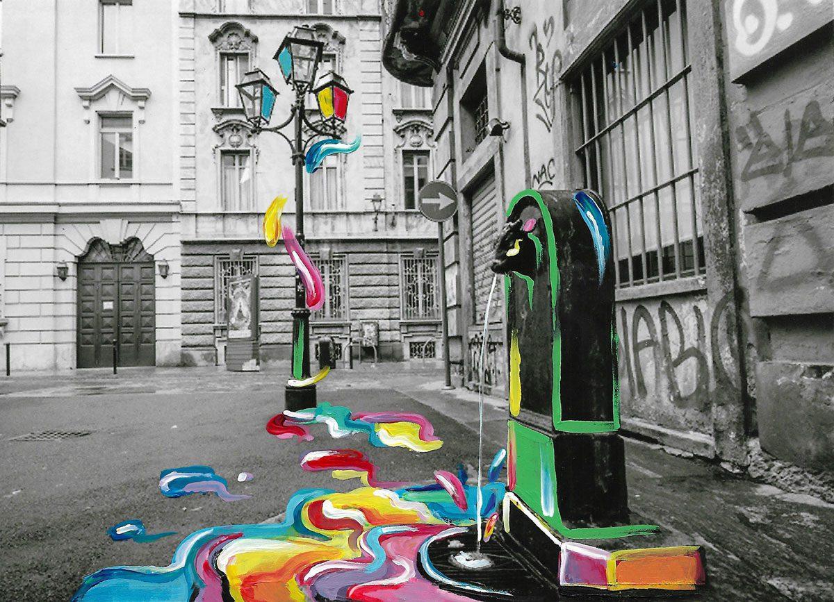 Nicolo Canova intervista Torino artista