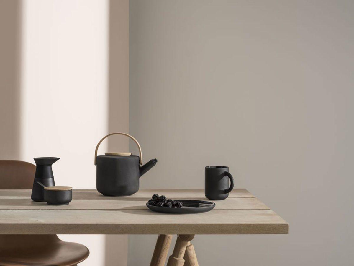 Theo design teapots living arredamento