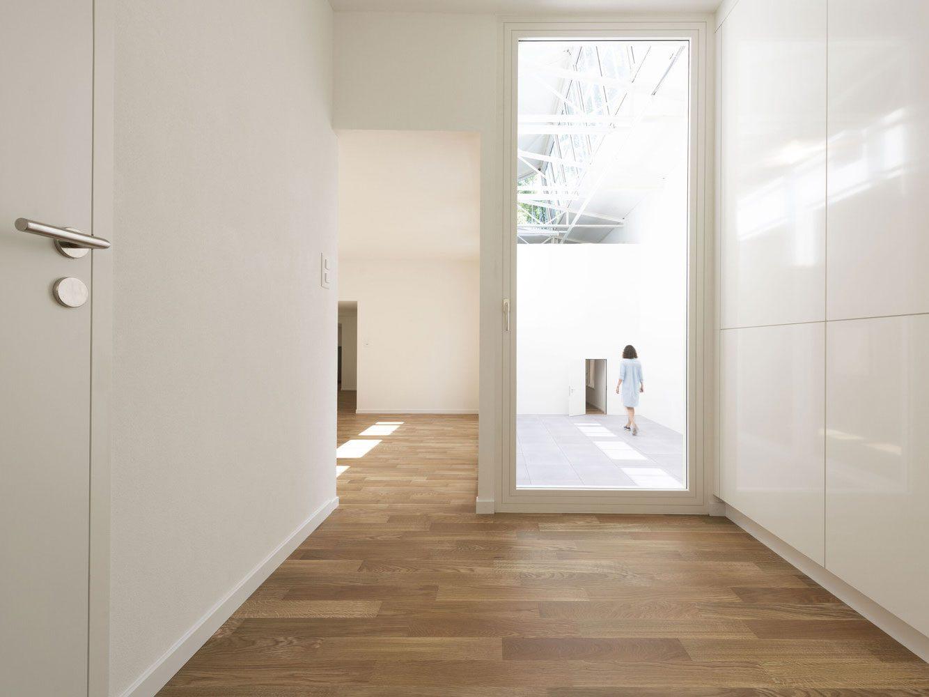 Svizzera 240 gli interni elvetici alla biennale for Interni architettura