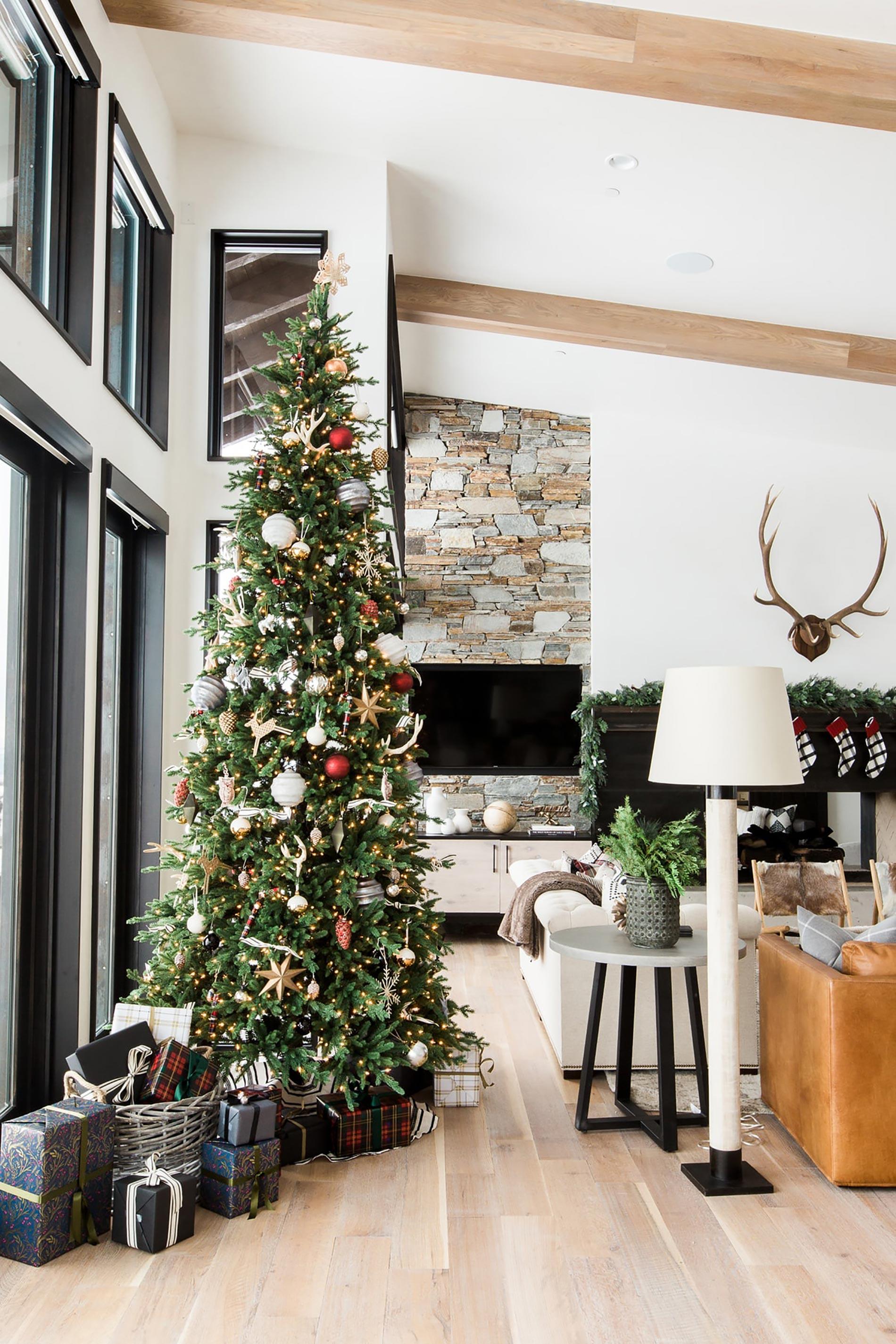 christmas home tour albero natale