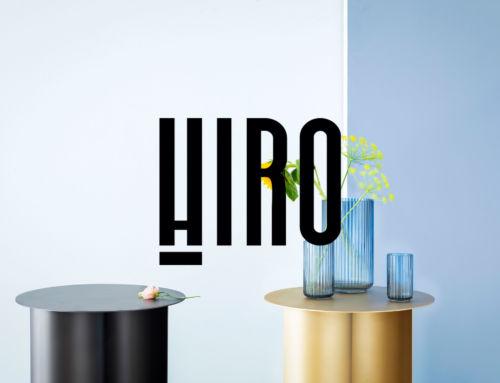 HIRO | LA FABBRICA APERTA PER DESIGNER INDIPENDENTI