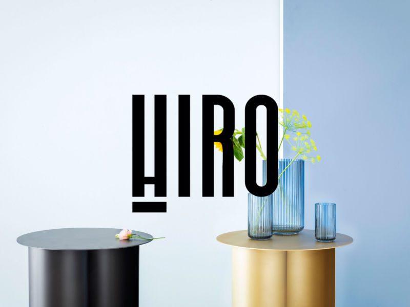 Hiro Verona open company independent design