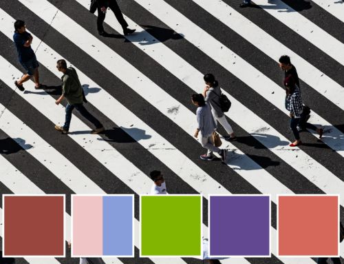 COLOURS OR TRENDS? THE HIDDEN MEANING OF THE PANTONE'S COLOURS