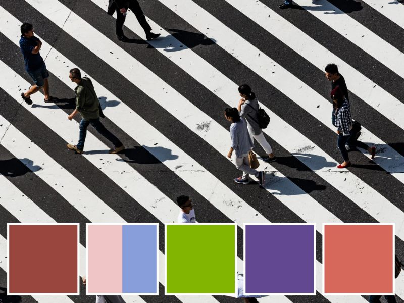 pantone colours meaning