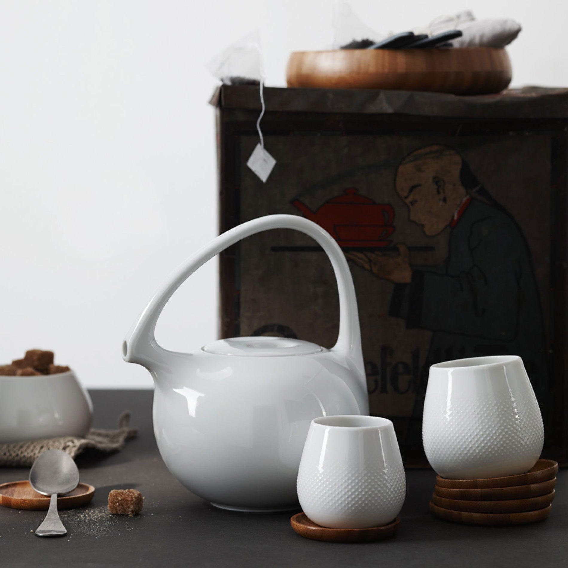 design teapots living cha weiss rosenthal