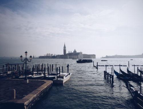 VENEZIA | OVVERO DELL'ABITUDINE A VIVERE IN UNA BOLLA