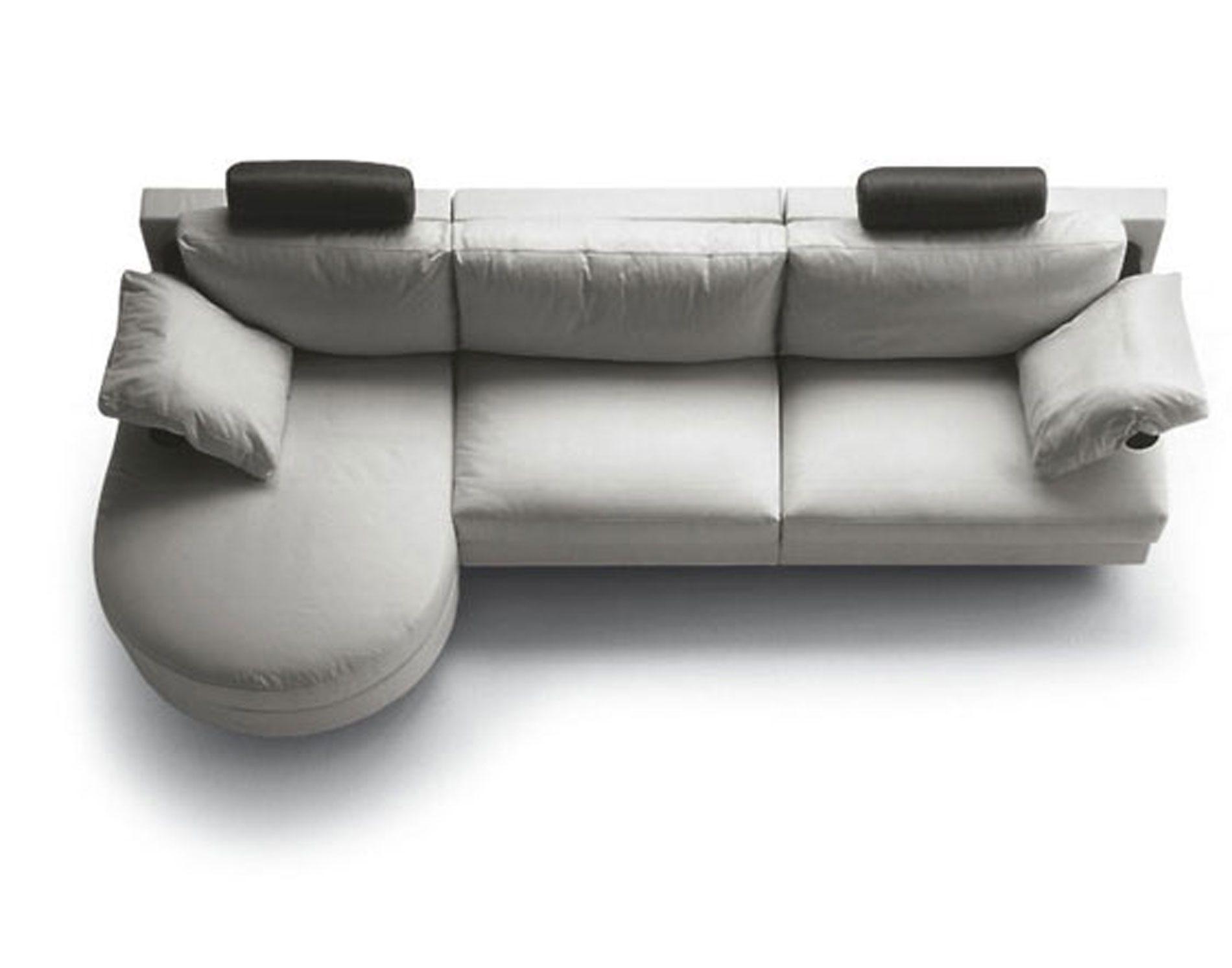 divano sity antonio citterio b&b icona del design divani
