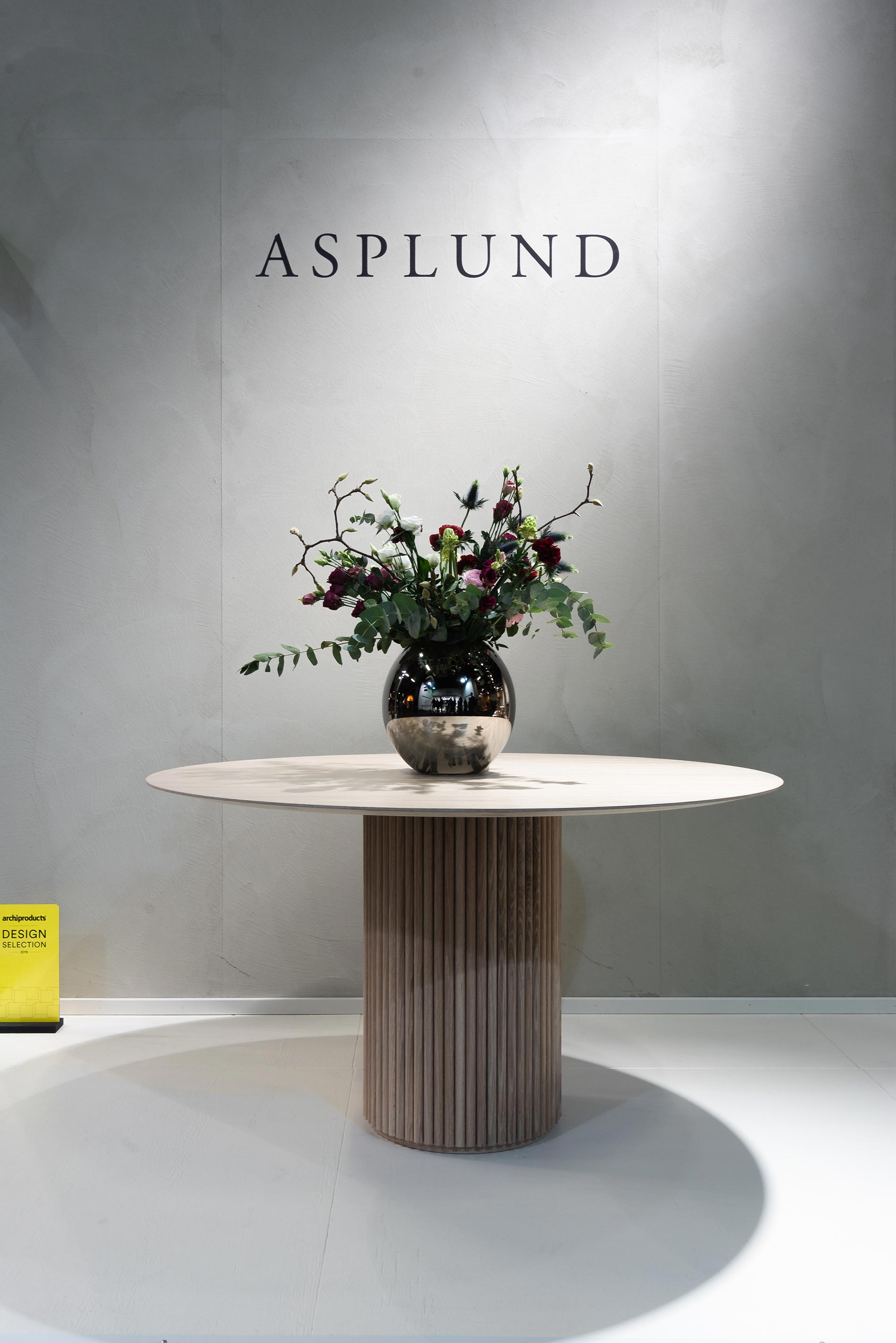 wood trend 2020 imm cologne 2019 asplund
