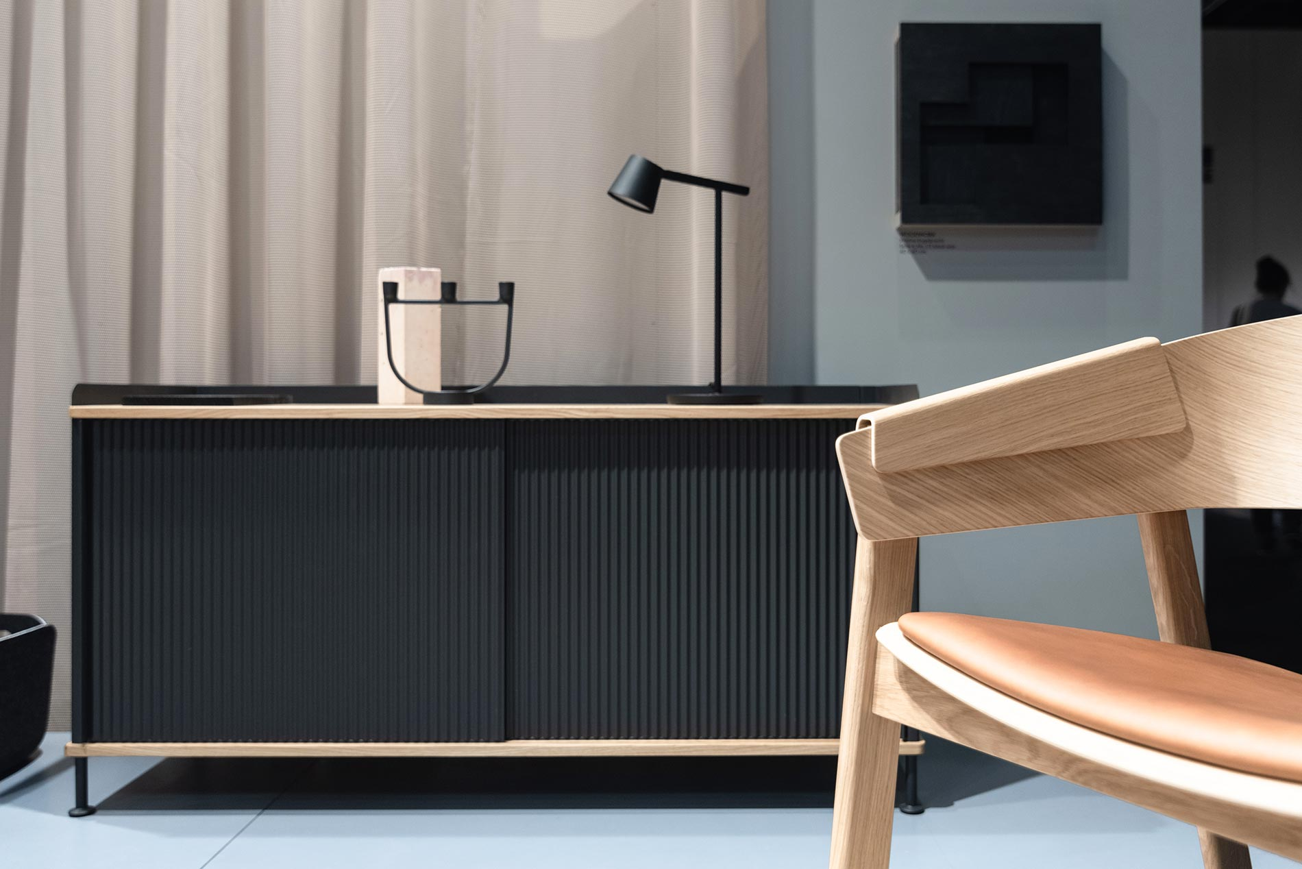 wood trend 2020 imm cologne 2019 muuto