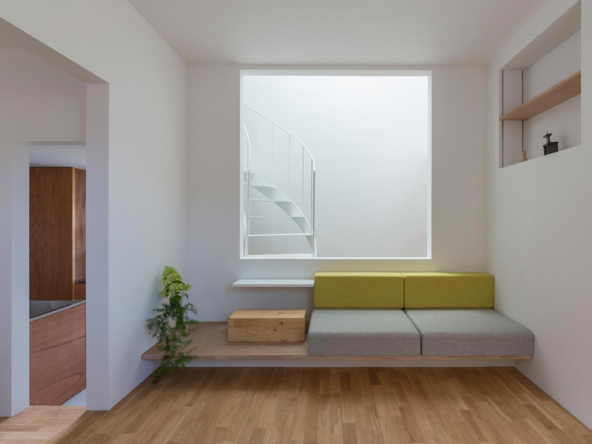 home tour minimalismo giapponese