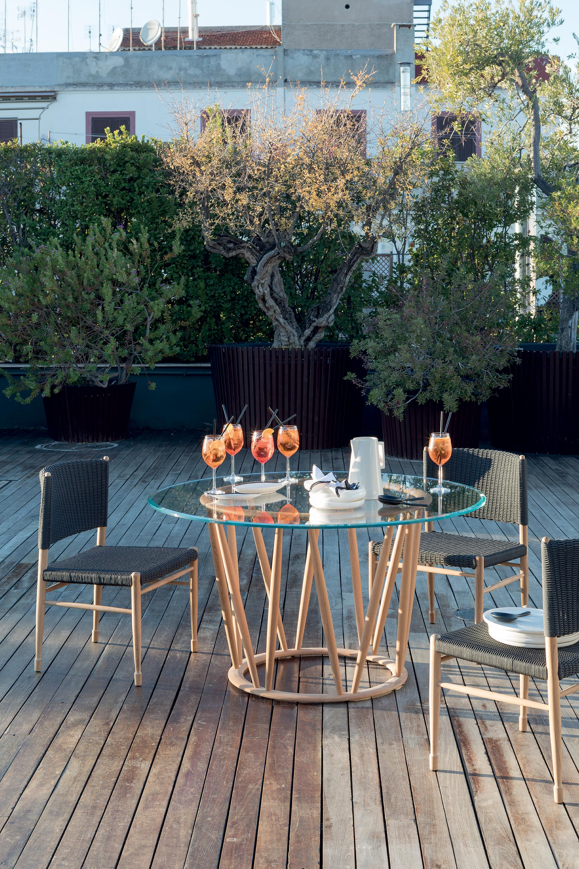 unopiù how to furnish your terraceunopiù how to furnish your terrace