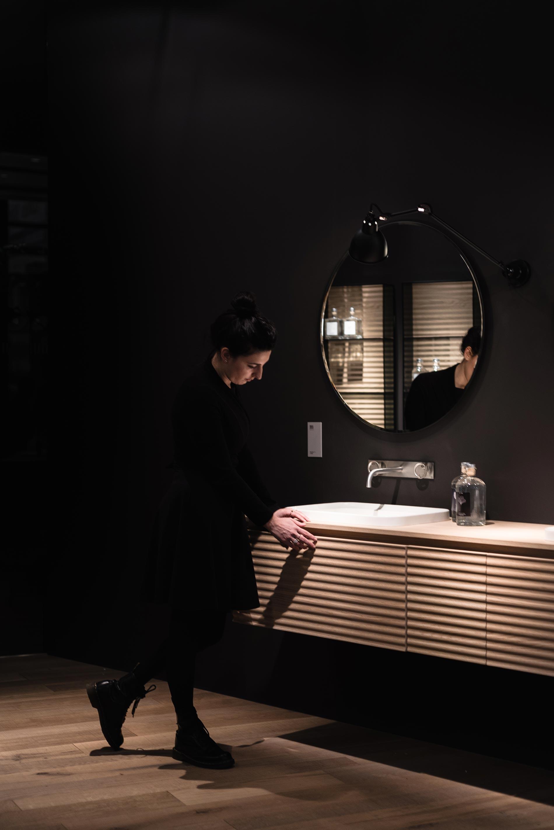 Ideagroup ISH 2019 scegliere il lavabo