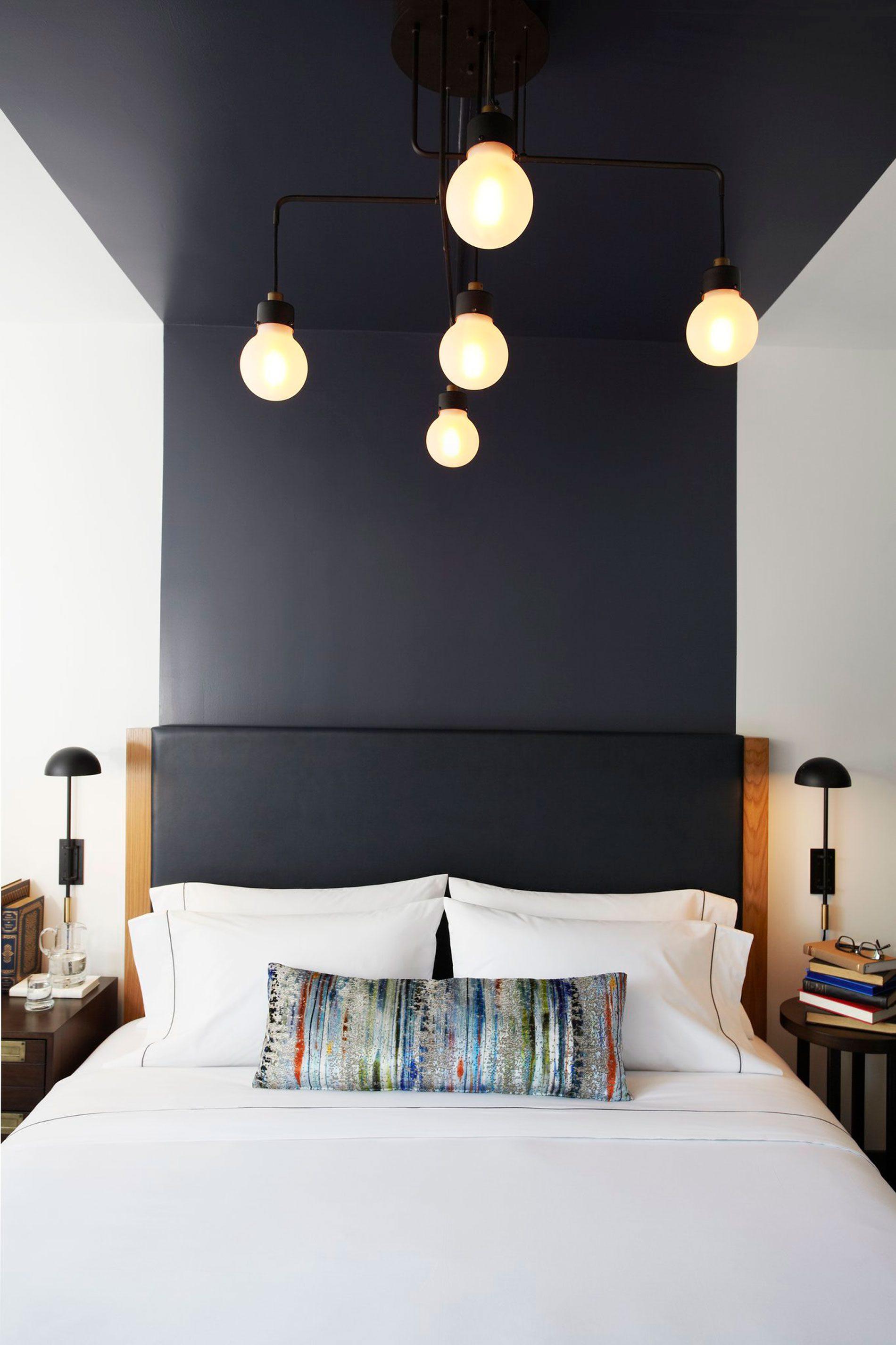 Colori Nuovi Per Tinteggiare Casa la quinta parete | il soffitto colorato | unprogetto
