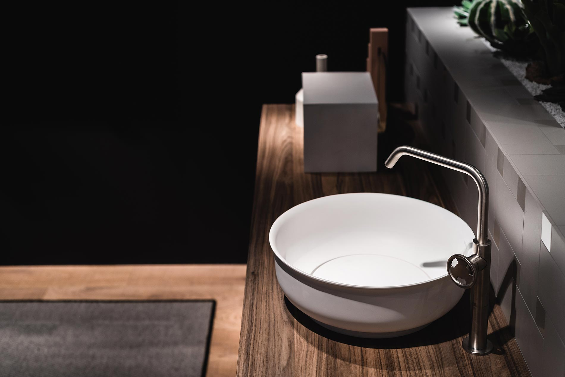 5 ALTERNATIVES TO THE TABLETOP WASHBASIN5 ALTERNATIVES TO THE TABLETOP WASHBASIN