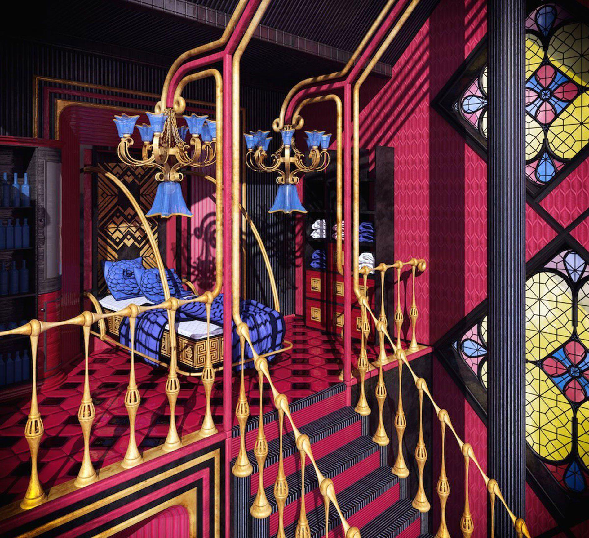 Homeadvisor cinema e design camere da letto