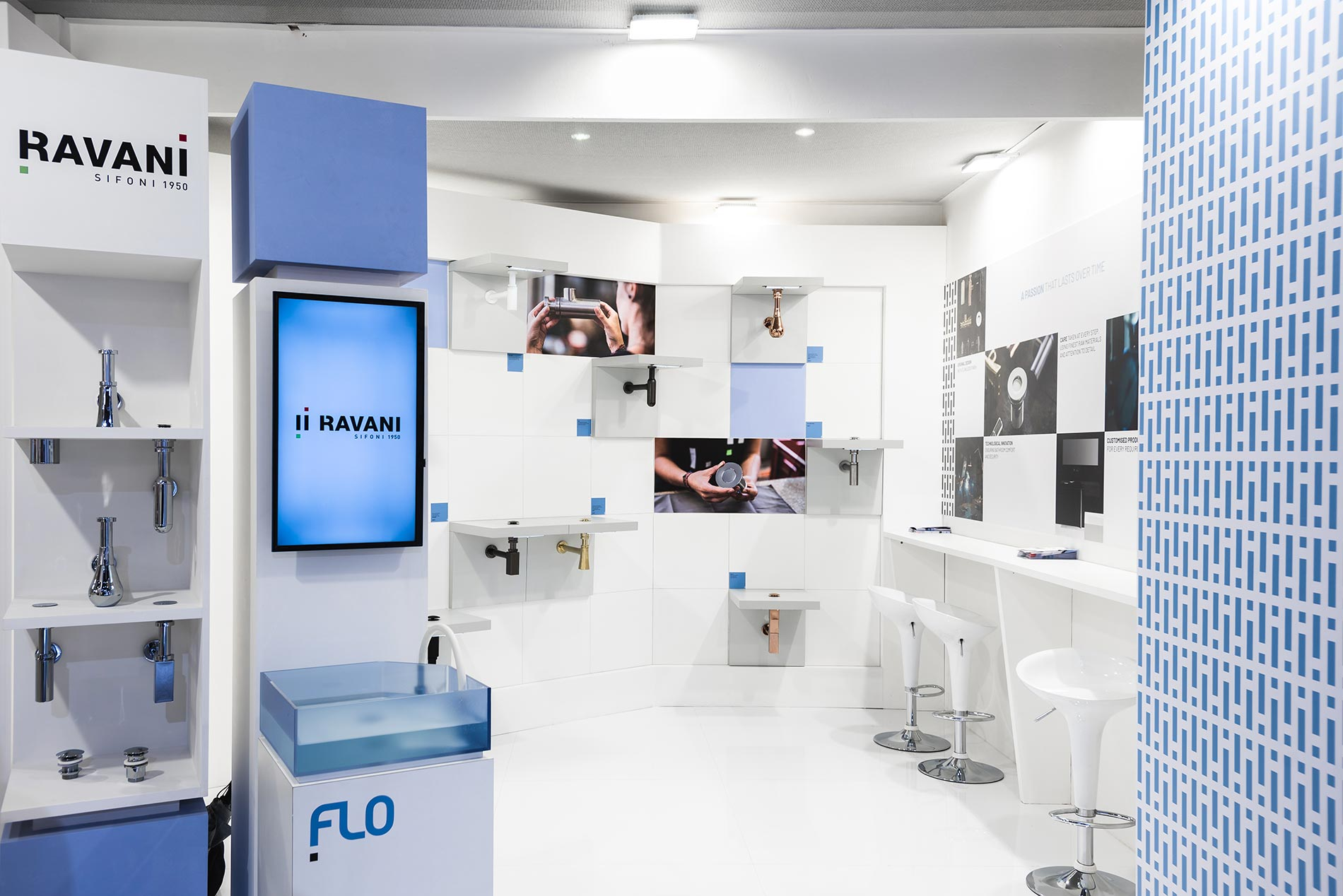 ravani sifoni ISH 2019 Frankfurt