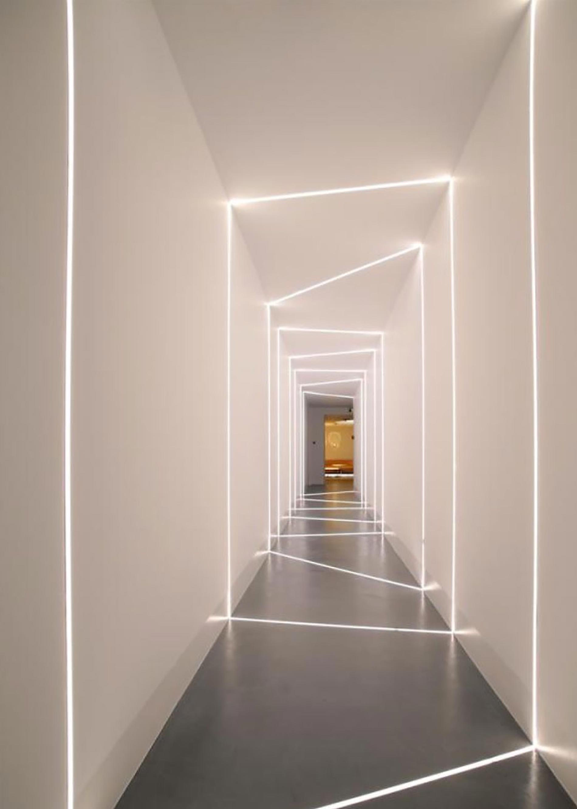 illuminare il corridoio