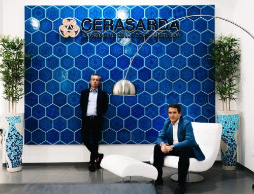 INTERVISTA A PAOLO E GIORGIO ROMANI | LEADER DELLA CERAMICA ITALIANA