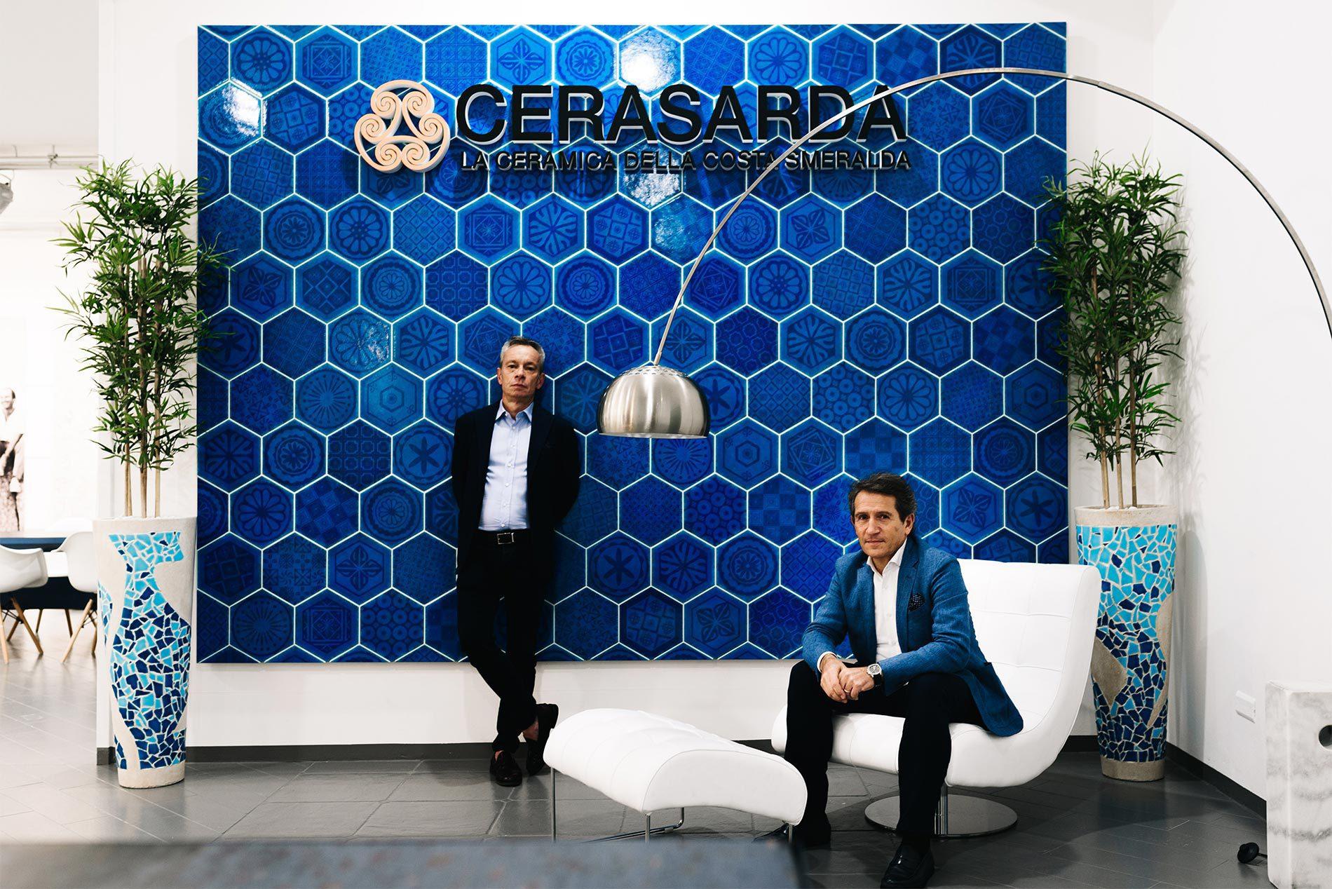 Gruppo Romani azienda leader della ceramica made in Italy