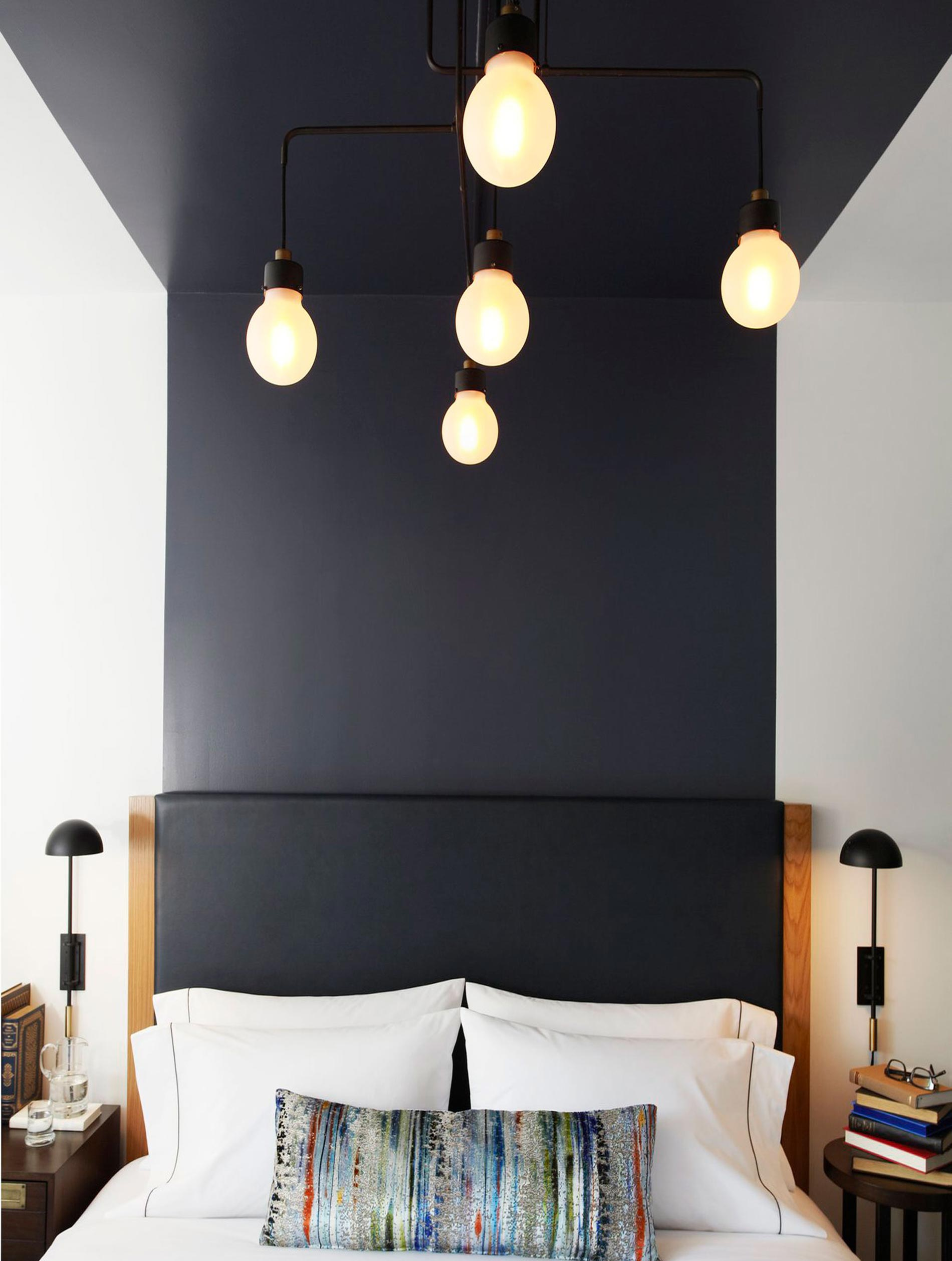 bed wall inspirations