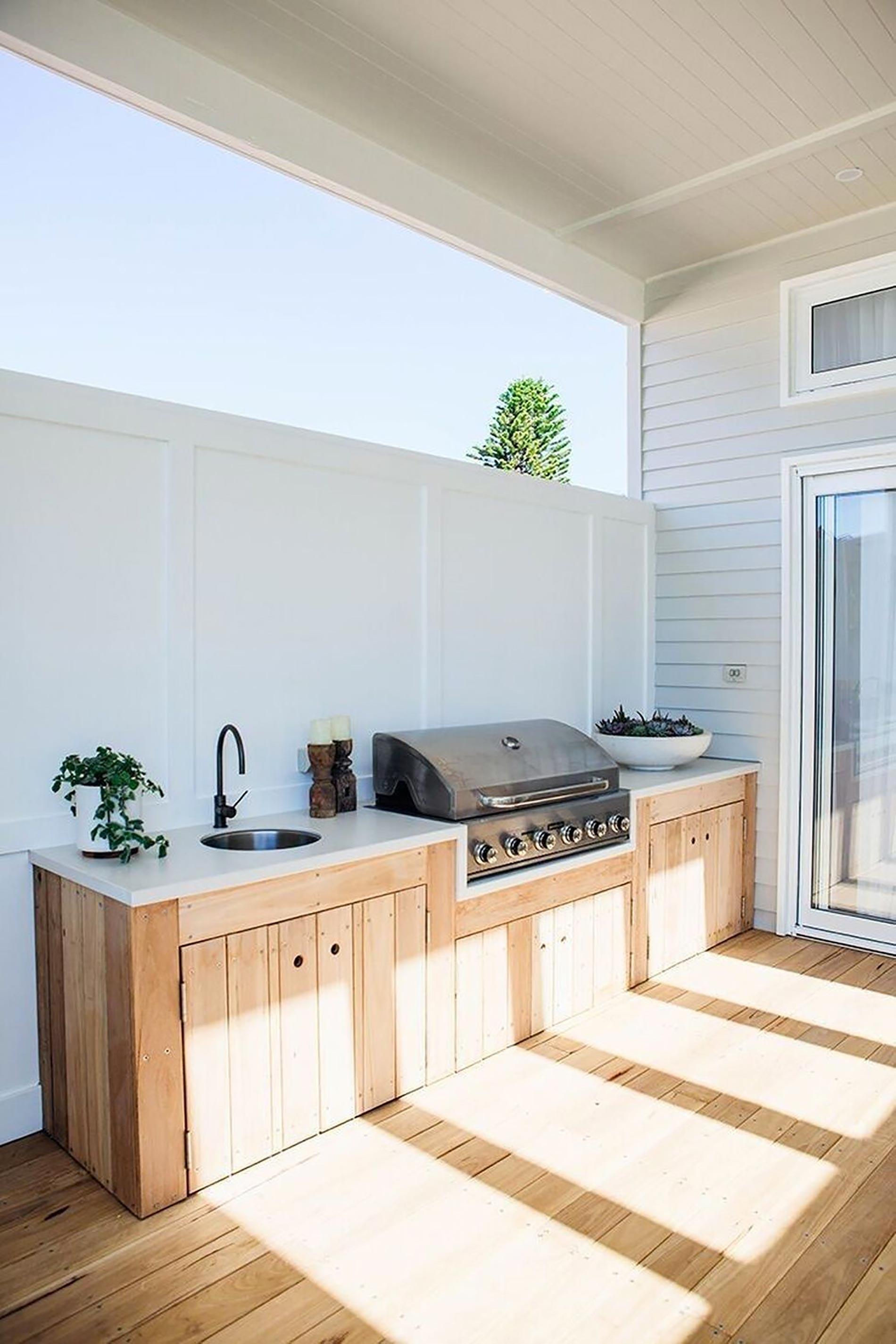 cucina outdoor ispirazioni