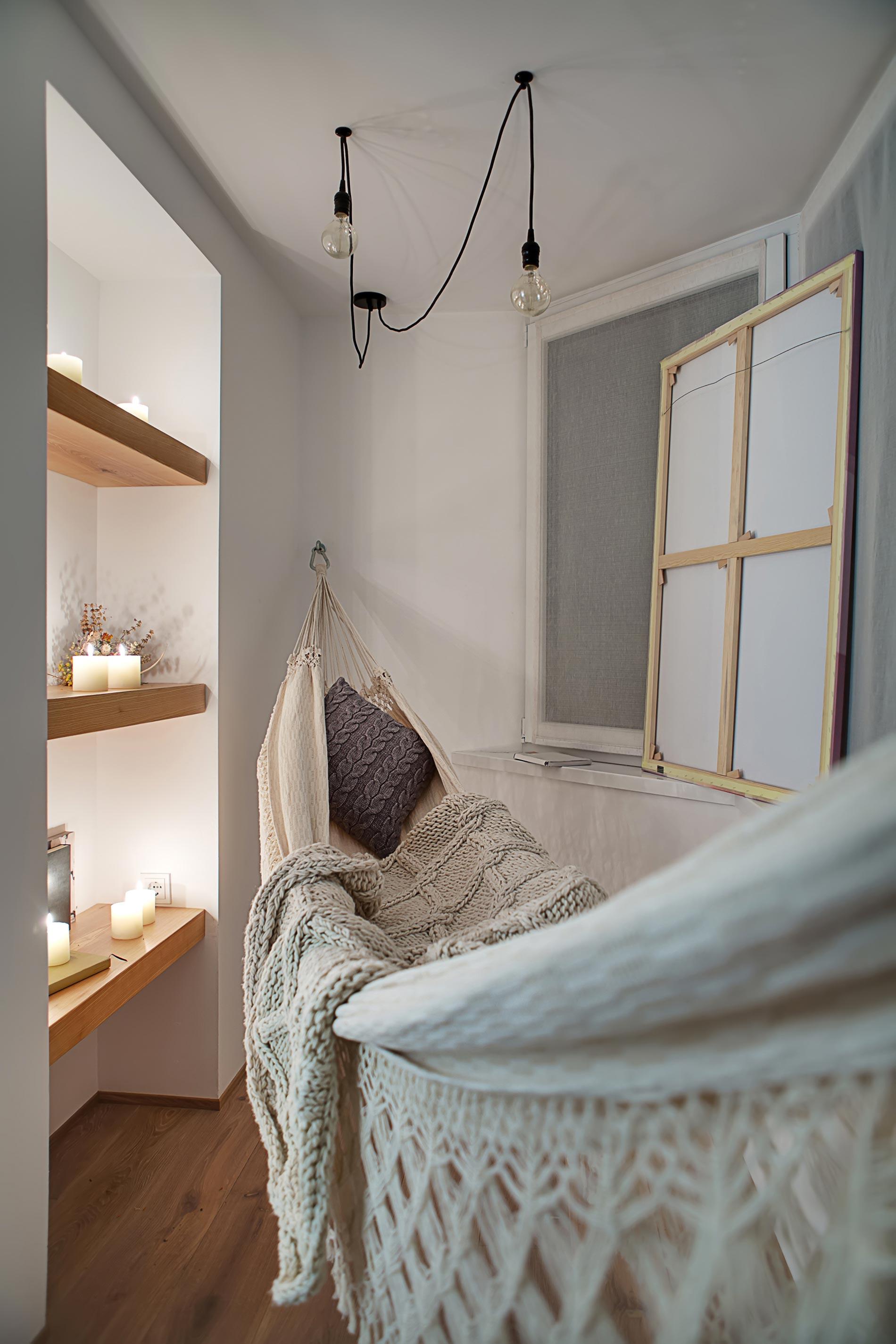 indoor hammock inspirations