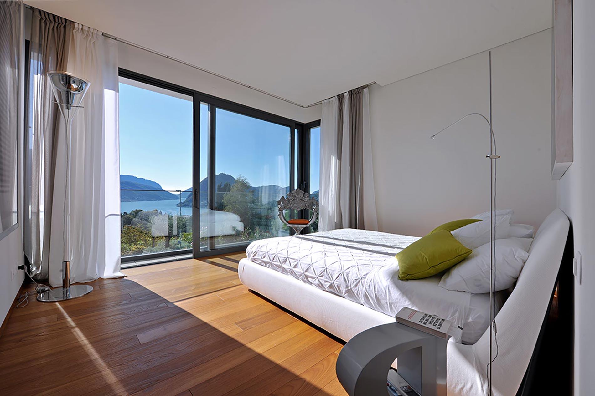 villa-lugano-antoniolupi---camera-da-letto-grande