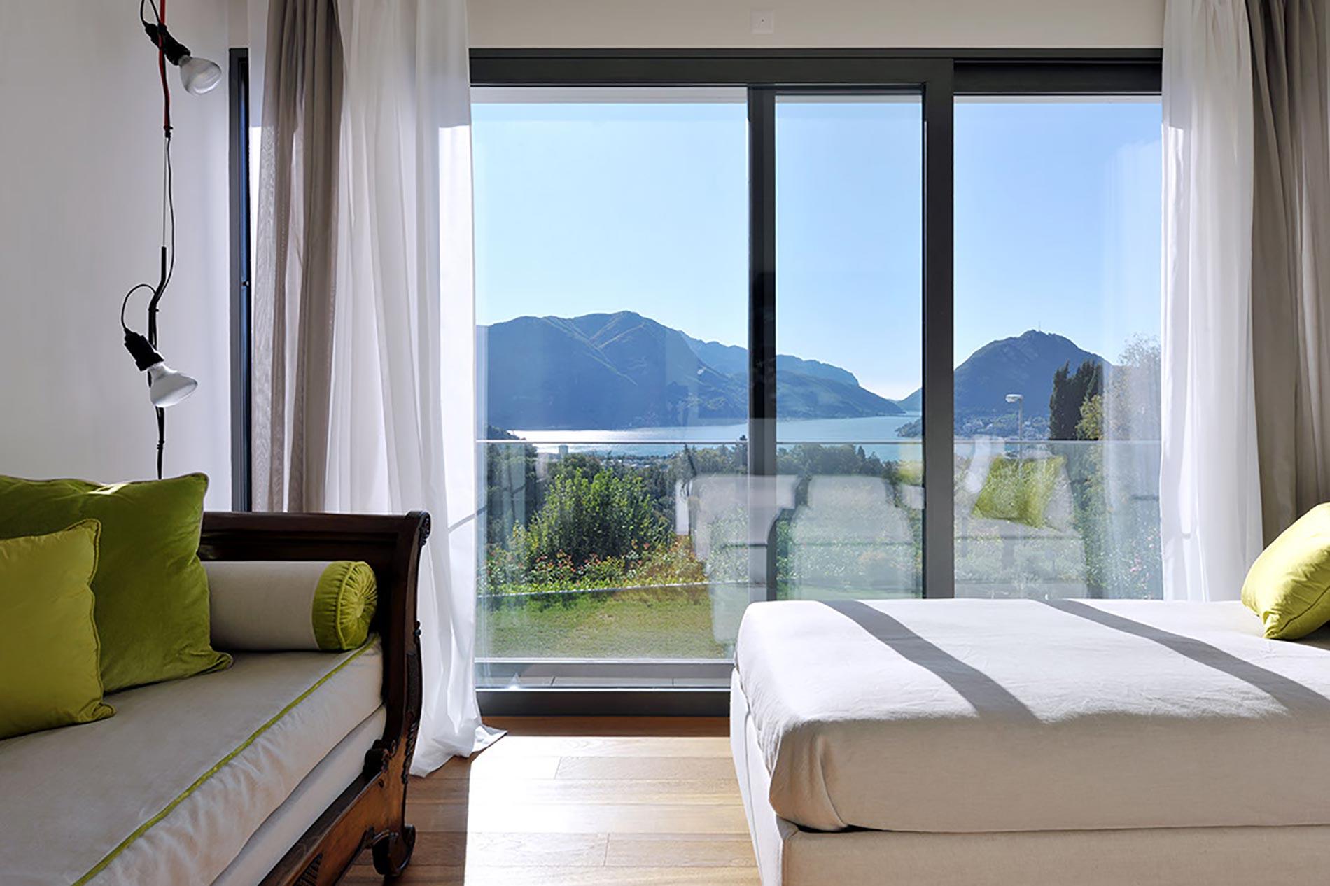 villa-lugano-antoniolupi---camera-da-letto-piccola