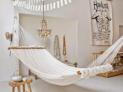 indoor hammock inspirations
