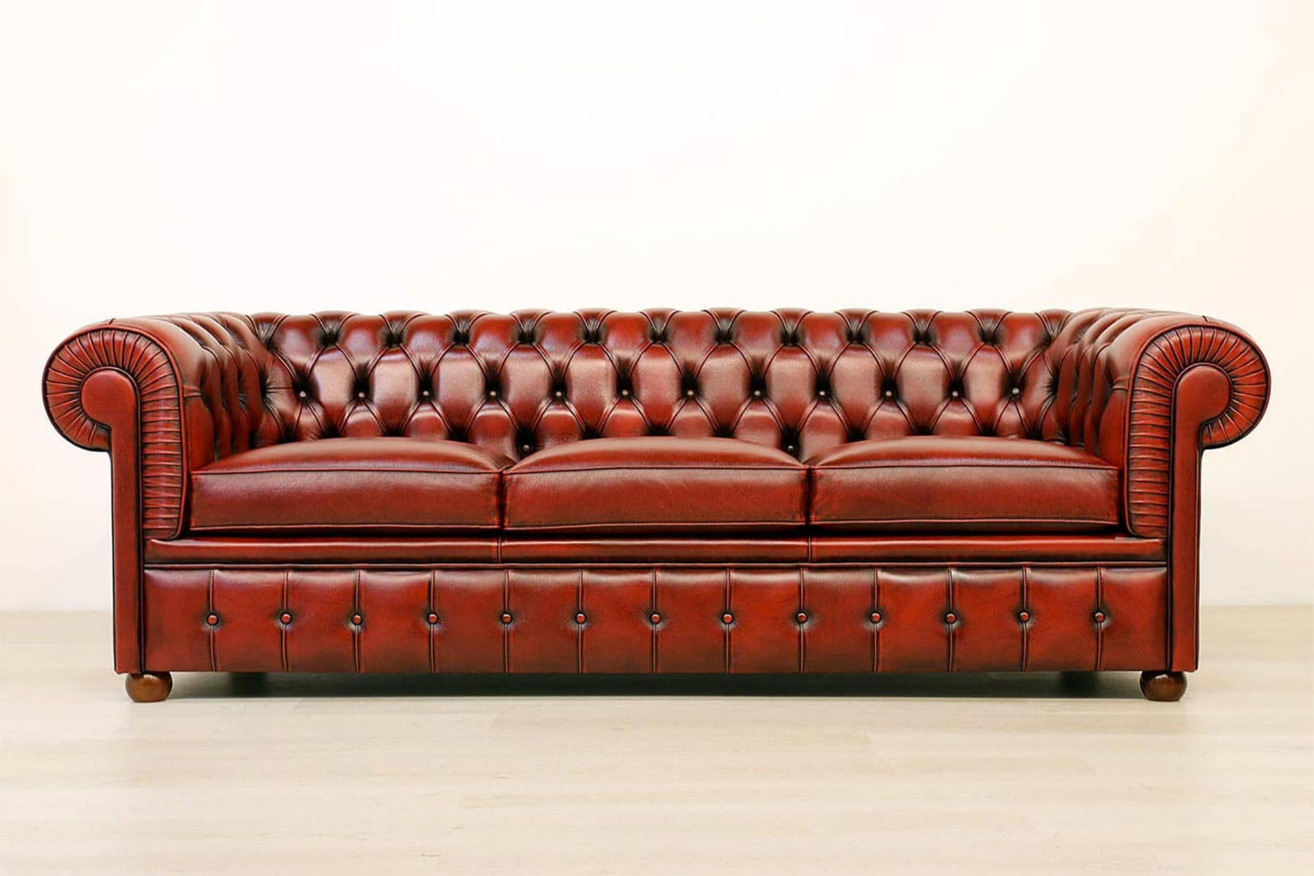 chesterfield sofa icon design story