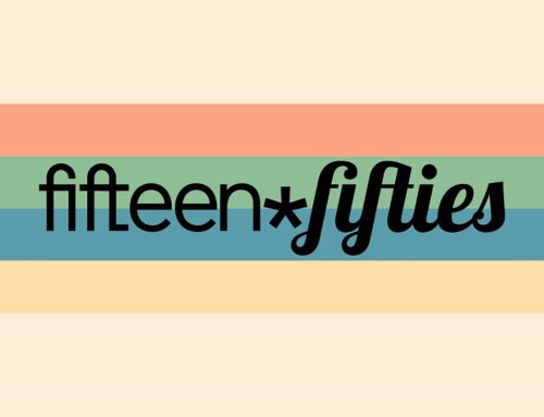 FIFTEEN*FIFTIES | IN LOVE WITH PATTERNS
