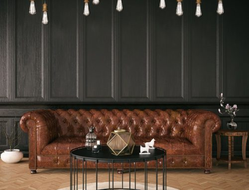 ICONE DEL DESIGN | IL DIVANO CHESTERFIELD