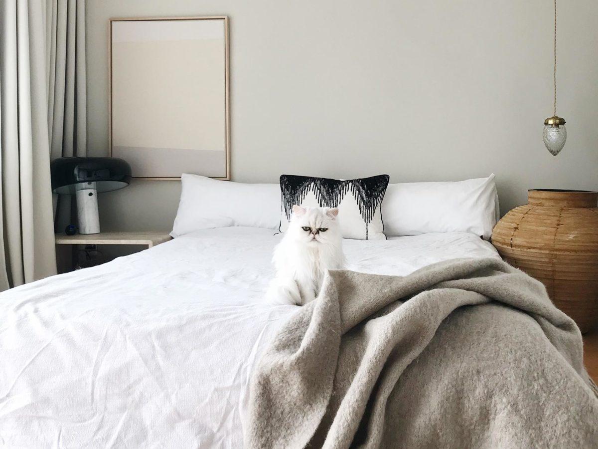 #zuhausesein bedroom cozy hygge