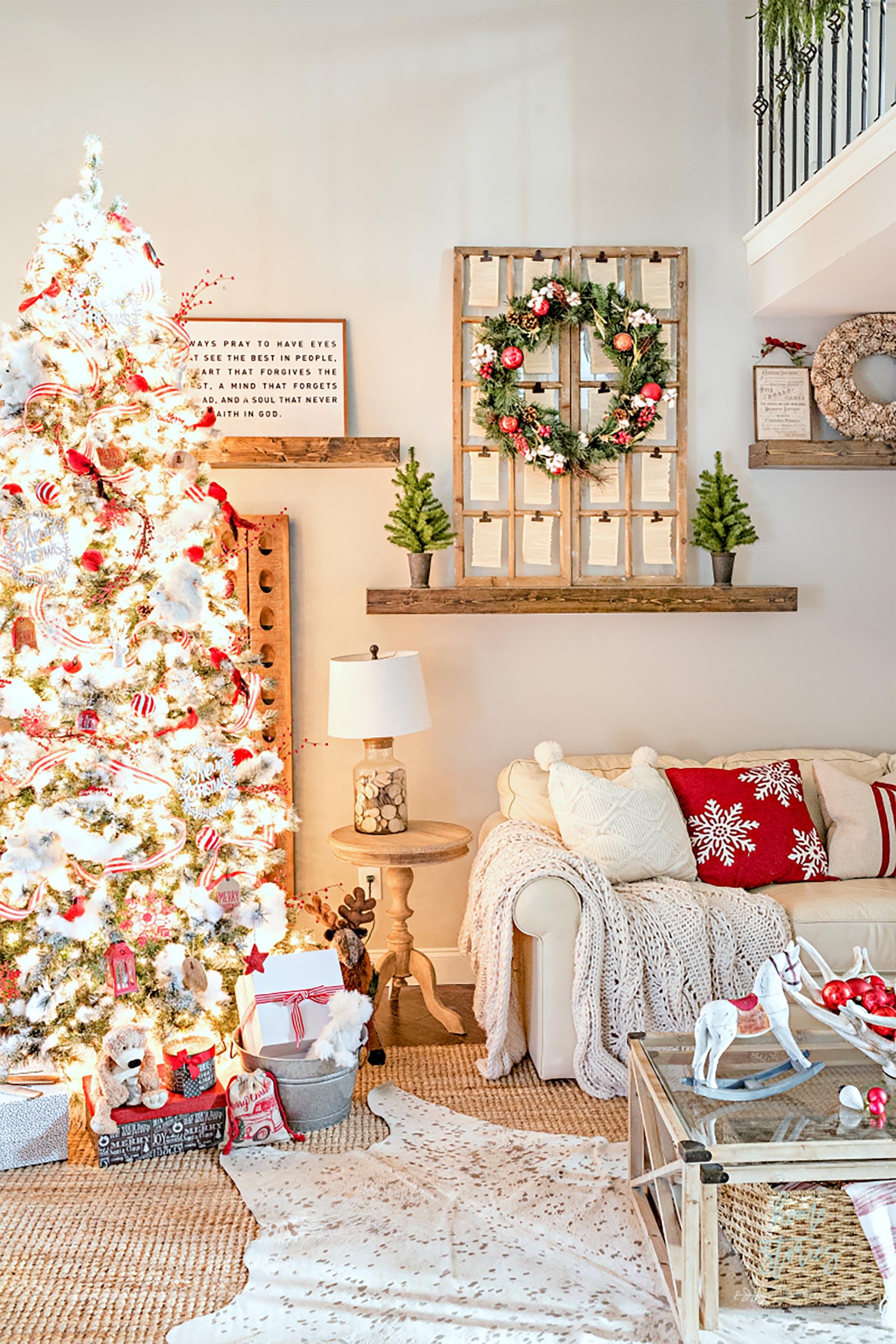 decorazioni natalizie americane